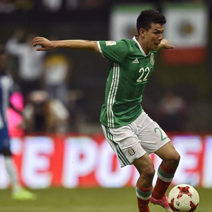 Manchester City Transfer News: Hirving Lozano Unaware of Reported Blues Move