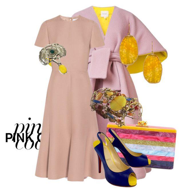 Winter Pink Work Wear
