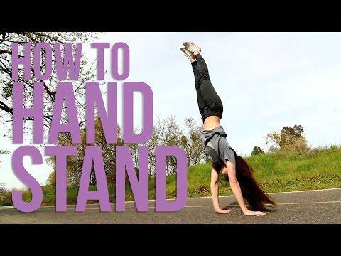 How To Do An Aerial | Cartwheel With No Hands | Monica Miyagi (Miyagi Gymnastics, Auburn) - YouTube