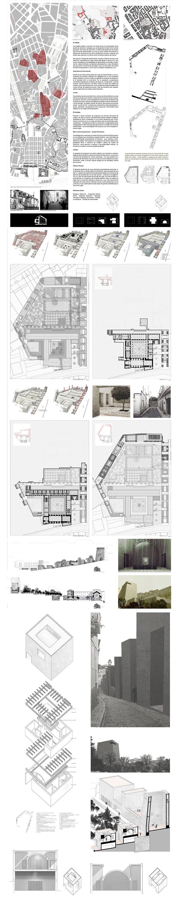 "Idea competiton ' LABJOVEM"" . 1st place in architecture . 2016 . Azores #architecture #azores #ulisboa #airesmateus #espacoservidor #murohabitado #espaçaprincipal #limitehabitado"