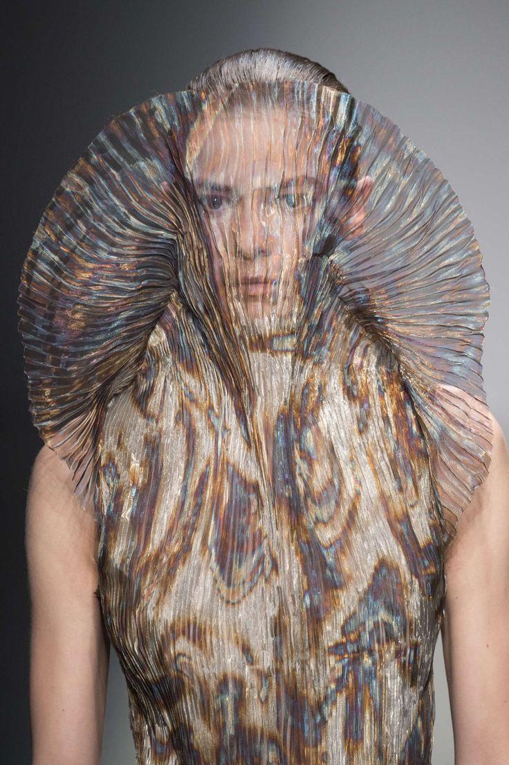 Iris Van Herpen Automne/Hiver 2015, Womenswear