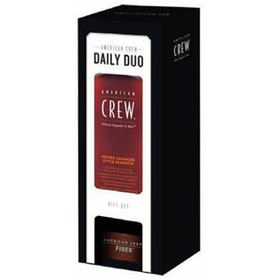 American Crew Power Cleanse Daily Duo with Fiber - $24.95. Get the latest American Crew shampoo, Power Cleanse, with your favourite American Crew Styling product, Fiber. This awesome duo is strictly limited, while stocks last.