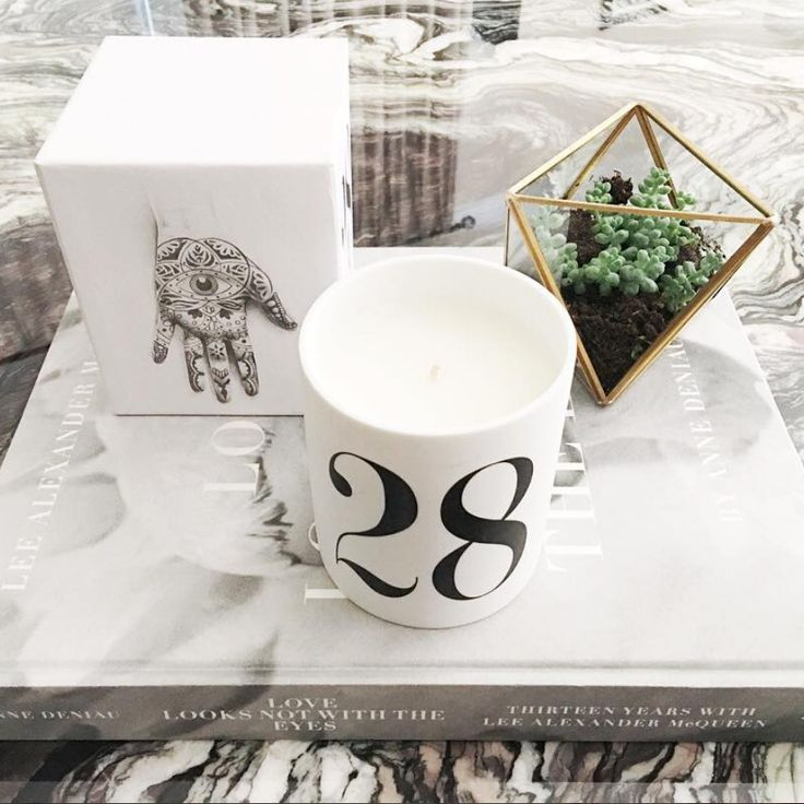 Potent cocktail for the senses. Mamounia No.28 Candle
