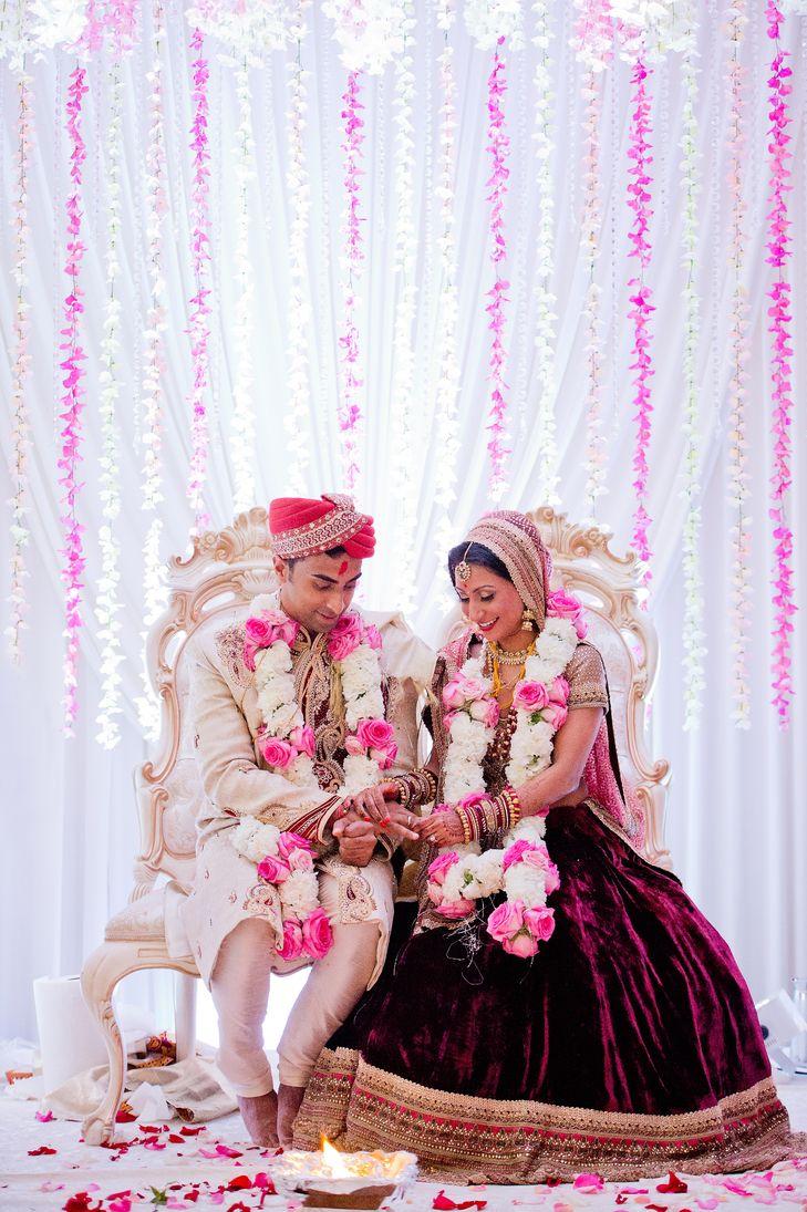 Westin Lombard Yorktown Modern Hindu Ceremony | Amanda Megan Miller Photography https://www.theknot.com/marketplace/amanda-megan-miller-photography-chicago-il-542104