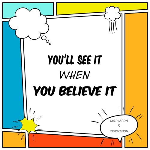Comic book template with text cloud vector 01