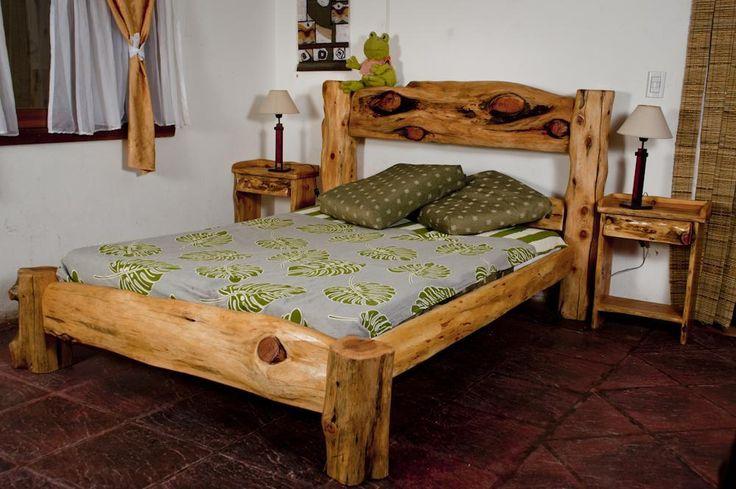 Patagonia Rústica  Muebles de madera en Bariloche  IDEAS