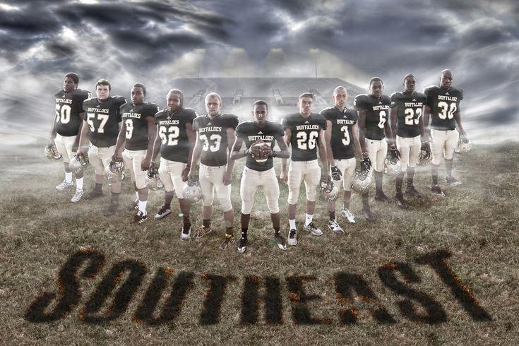 Wichita ks football sports team composite for Team picture ideas