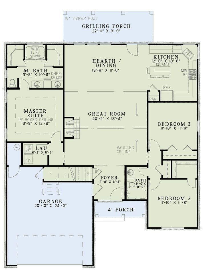 127 best images about texas small house plans on pinterest for 1700 sf ranch house plans