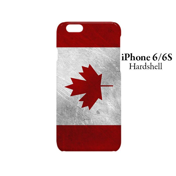 Flag of Canada iPhone 6/6s Hardshell Case Cover