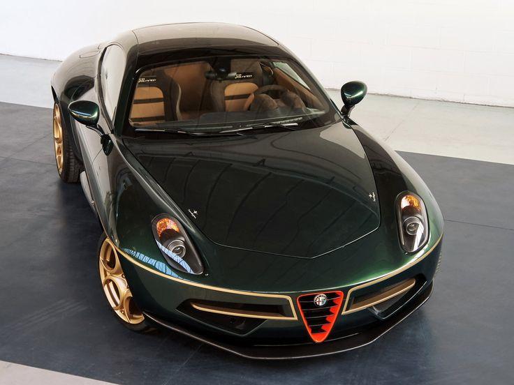 Alfa Romeo Disco Volante 2014