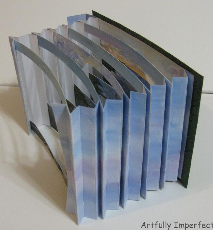 Tunnel book tutorial