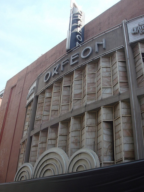 Cine Orfe N Facade Art Deco Pinterest Photos And Facades