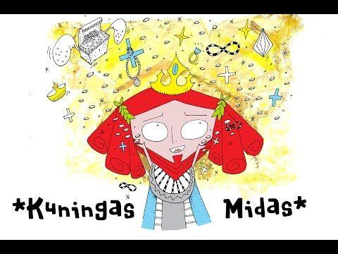 Kuningas Midas - YouTube