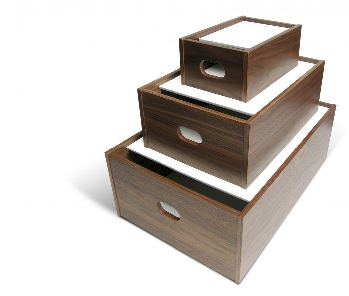 Cool storage boxes