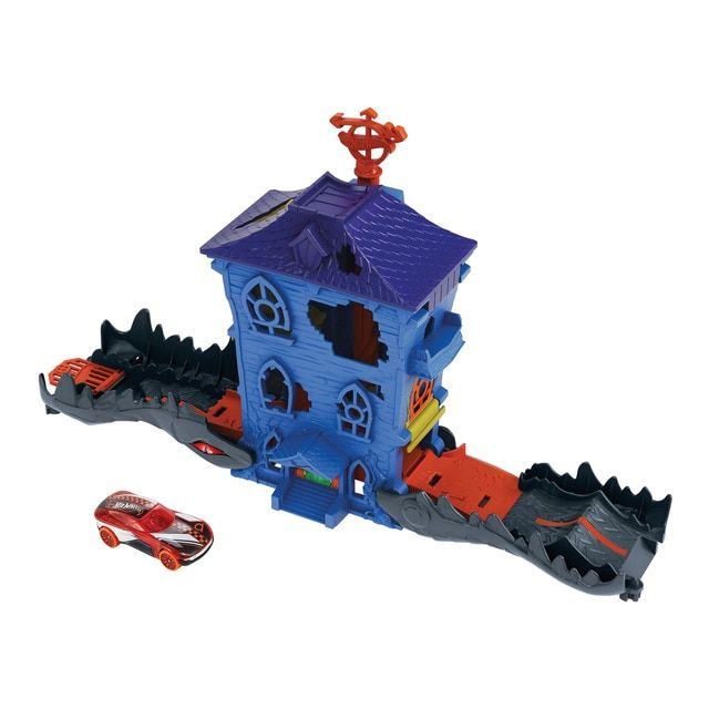 Hot Wheels City La Mansión Del Cocodrilo Pistas De Coches De Juguete Hot Wheels Pistas Hot Wheels Coches Hot Wheels