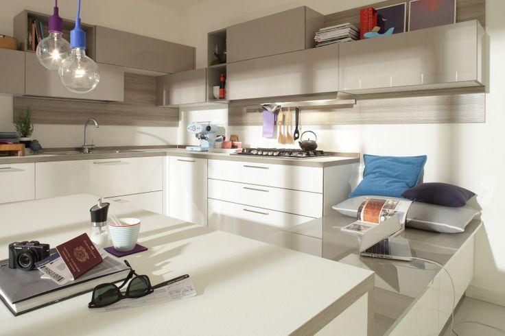 Mobili per cucina: Cucina Start-Time [a] da Veneta Cucine