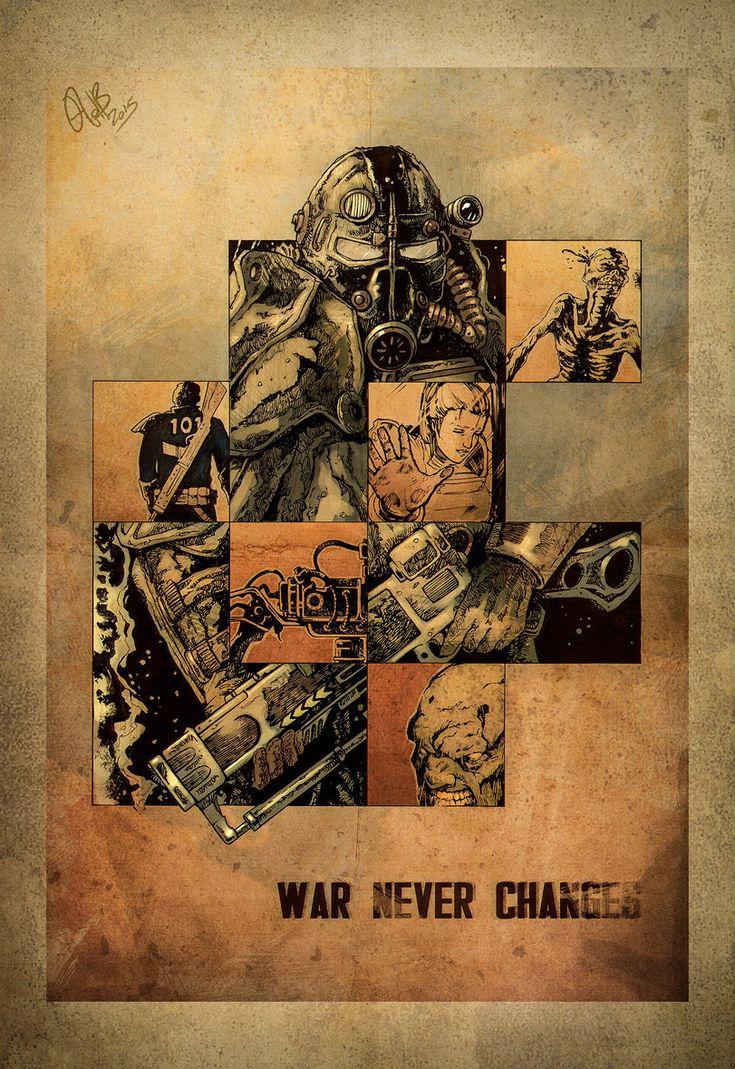 Fallout,фаллаут приколы,фэндомы,Fallout art,Fallout 3