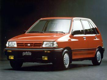 Kia Pride 5-door '1988–02.2000