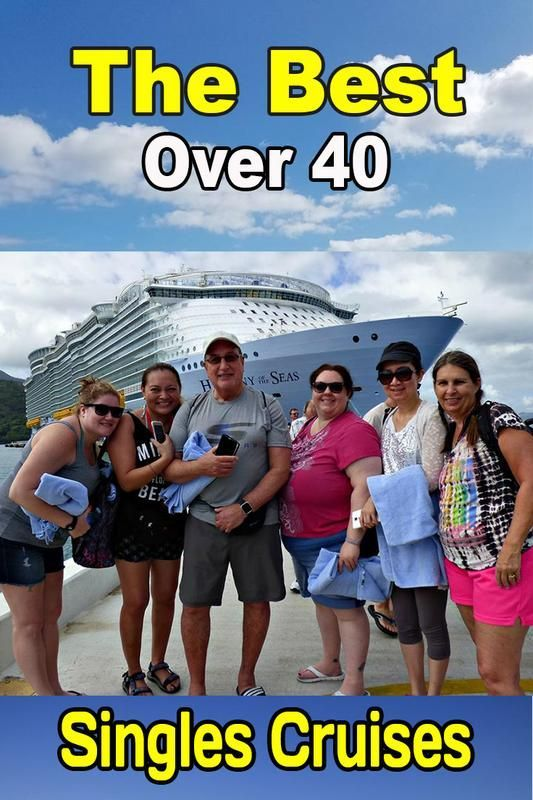 over 50s singles cruises