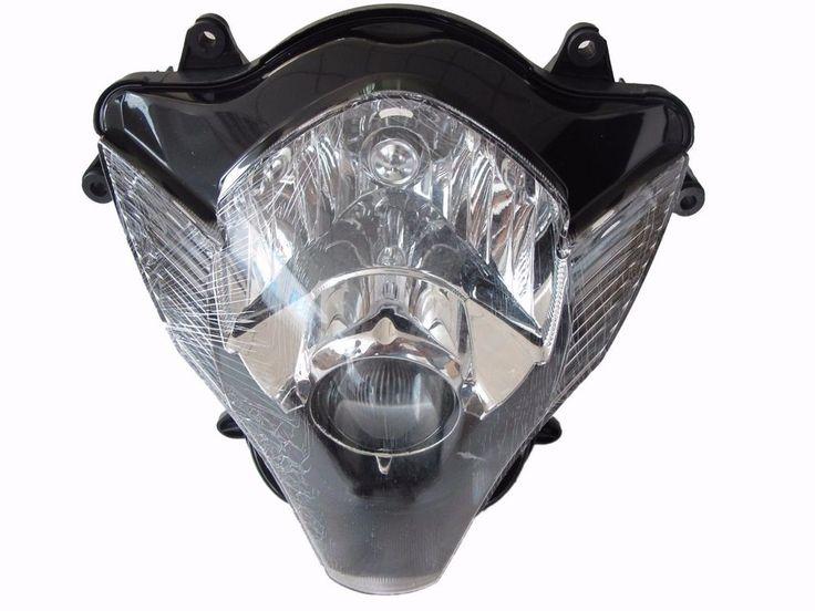 New Motorcycle Light headlight Suzuki 2006 2007 GSX-R600 Front Head Lamp Clear #UnbrandedGeneric
