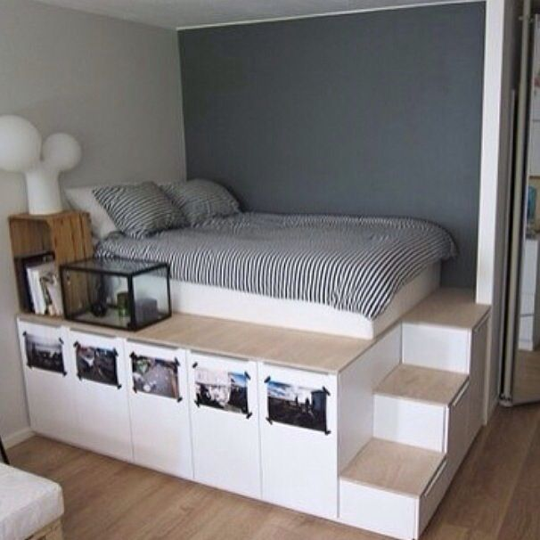 Cute bedroom!