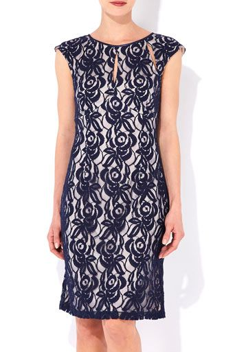Wallis lace dress