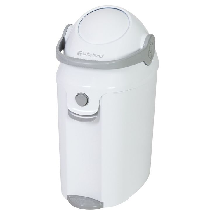 Baby Trend Diaper Champ Deluxe Diaper Pail -