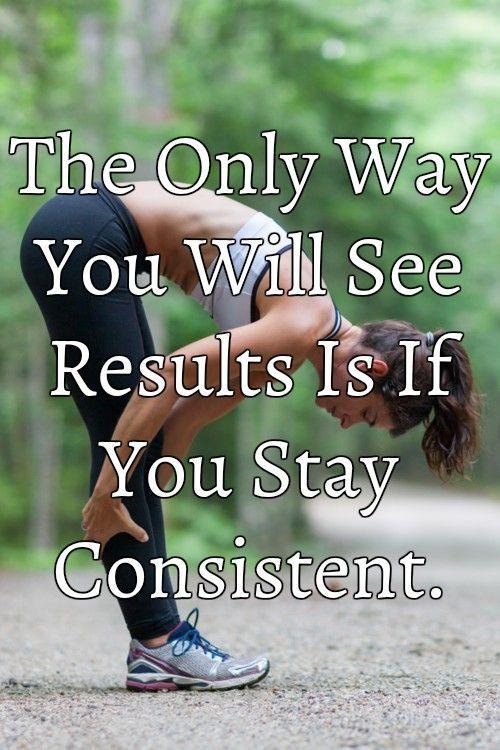 #BeingConsistentIsTheKey