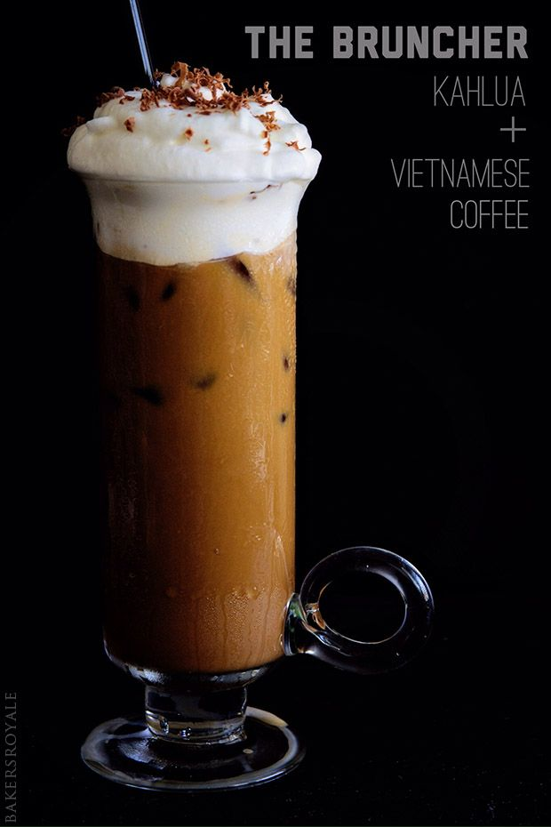 boozy vietnamese iced coffee with bakers royale more royale coffee ...