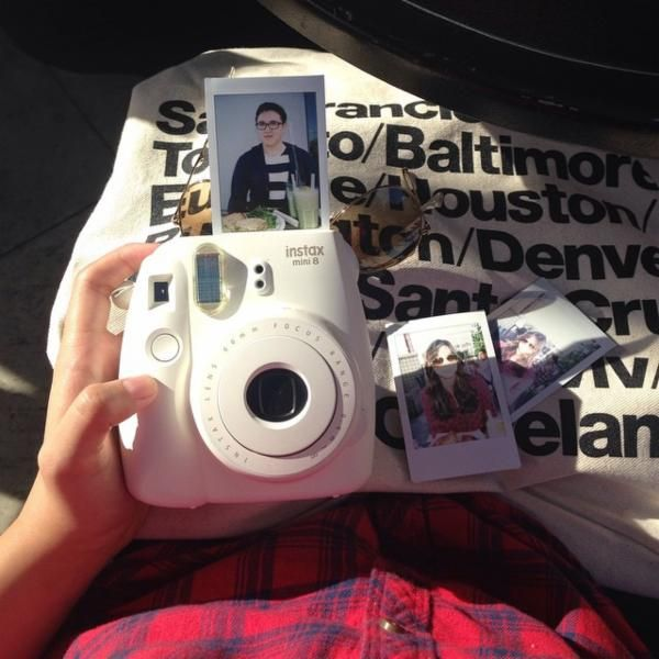 ... on Pinterest  Urban outfitters, Instax camera and Polaroid pictures