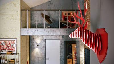 Hasiera Kaj Arte: Industrial style:Το Βιομηχανικό στυλ,μην το φοβάσα...