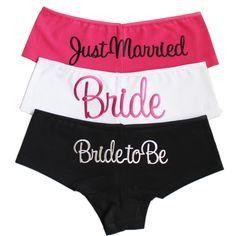 Bridal Knickers