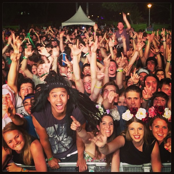 thanks ANU! what a great start to the year! see you next time