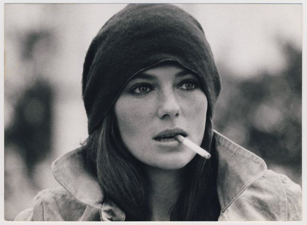 Jacqueline Bisset #French #Chic
