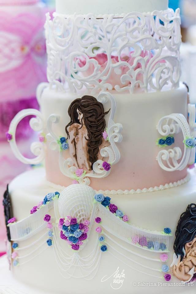 CAKE DESIGN ITALIAN FESTIVAL 2015 - 1° price Royal Icing category