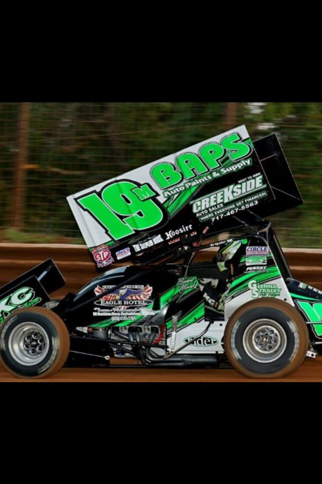 242 best Sprint Cars images on Pinterest   Race cars, Rally car and ...
