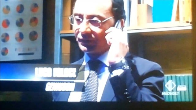 TV MEDIASET ITALIA1 LUCA FALACE GENIUSOM