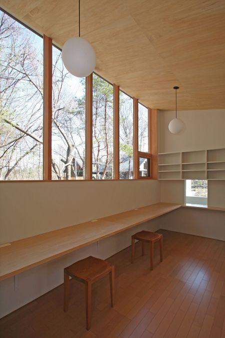シナ合板 榀合板 シナベニヤ | 東京の建築家 設計事務所アーキプレイスのブログ