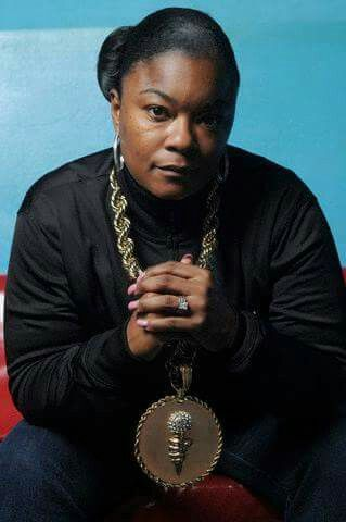 Old School Hip Hop:  Roxanne Shante