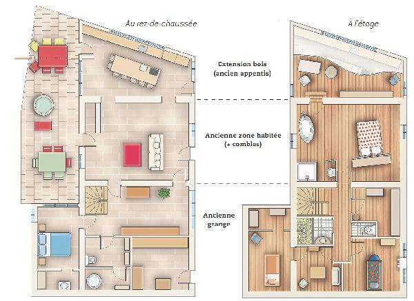Plan Renovation D Une Ancienne Maison Vigneronne