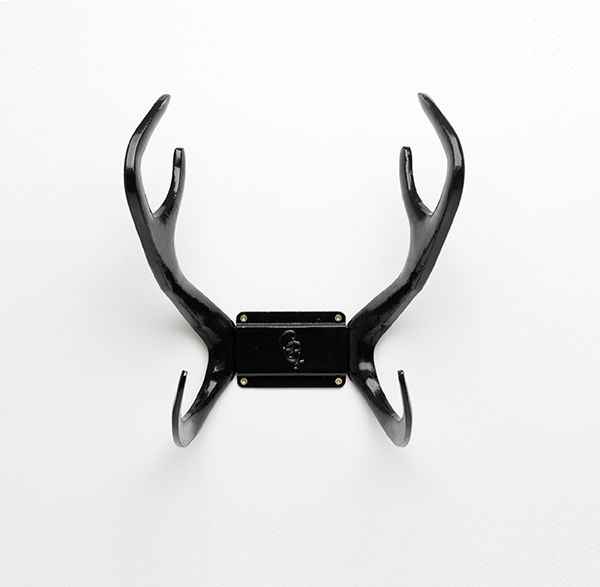 REINDEER WALLMOUNT The Reindeer wall mount is our pearl and makes a nice detail on the facade. The antlers are designed and manufactured in Sweden and are cast in aluminum. They are made to endure our weather conditions and comes with a 3-year warranty.  295. euros