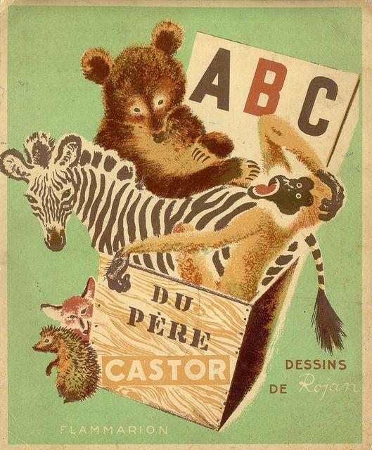 ABC du Père Castor, Rojankovsky (1936)