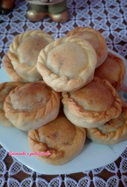 Cucinando e Pasticciando: Panadine Sarde