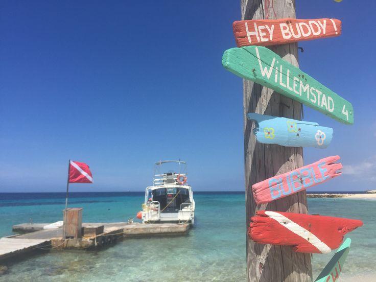Curacao beach, Dushi!