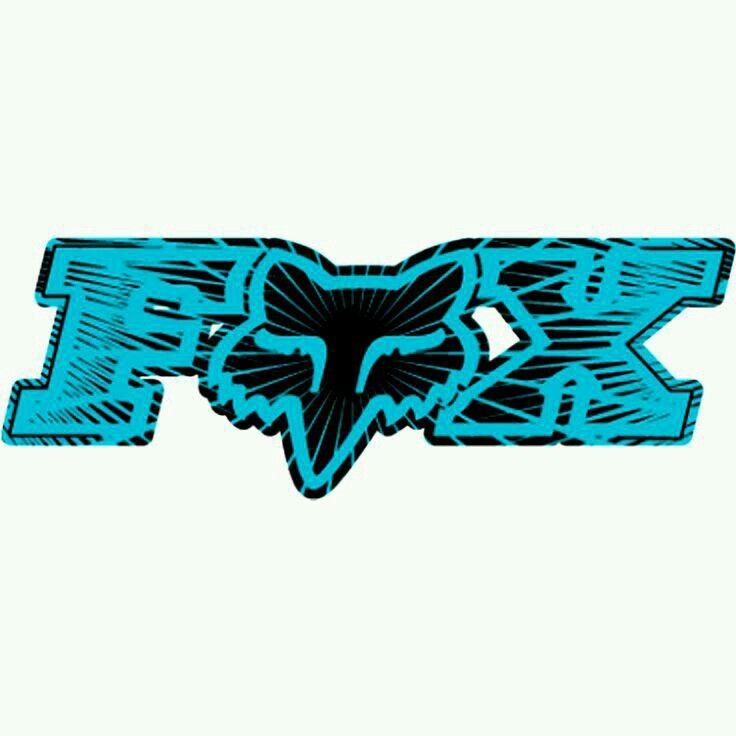 Fox Racing Decal Corporate Graphic Design Vinyl Red Fox ...  |Fox Racing Logo