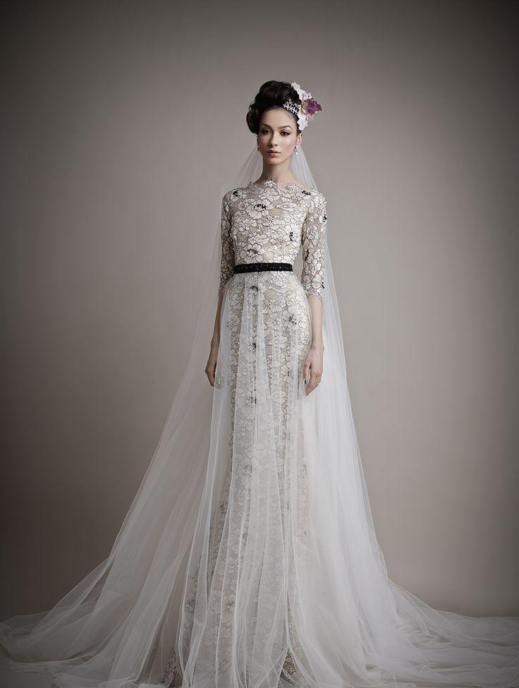 195 besten Gowns Bilder auf Pinterest | Hochzeitskleider, Modetrends ...