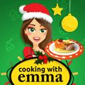 Baked Apples - Cooking with Emma - http://iluvgames.com/dress-up/baked-apples-cooking-with-emma/