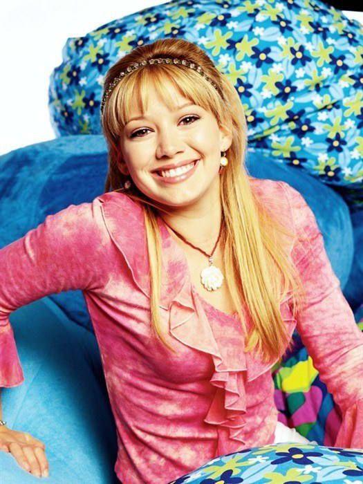 Lizzie McGuire from Lizzie McGuire
