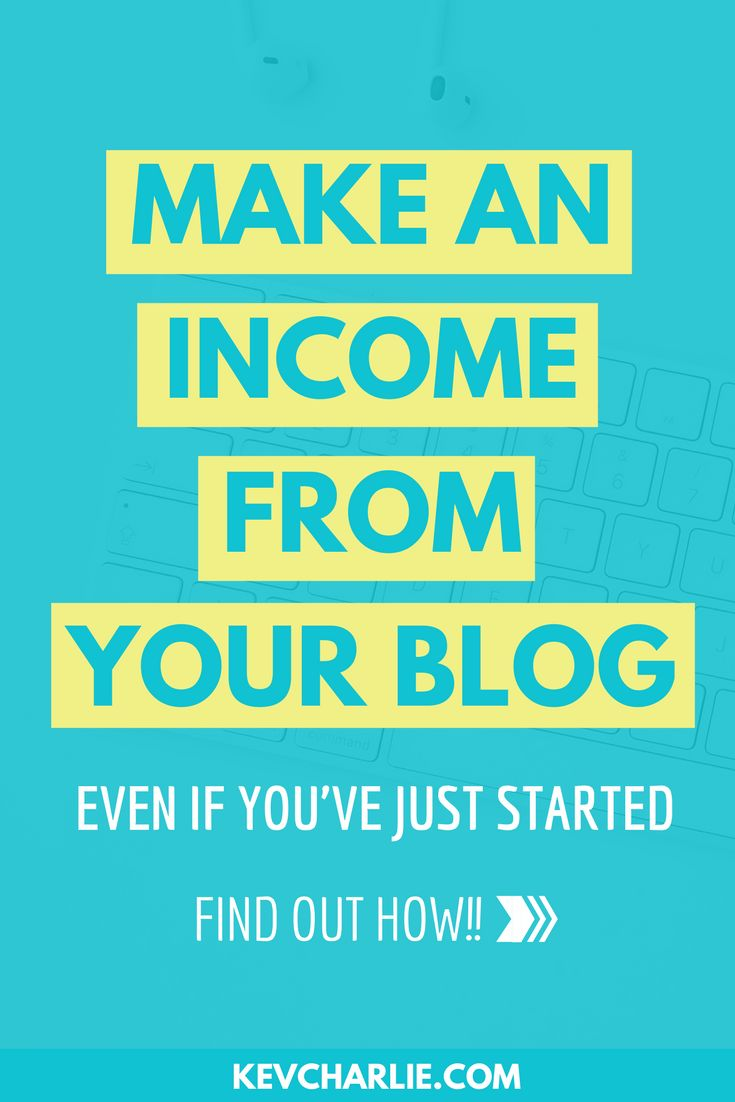 Learn how you can get money from blogging, learn the key to succeed online and start your freelancer career. Kevin Charlie, Entrepreneur + Blogging Expert.