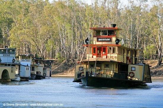 Murray River, Echuca